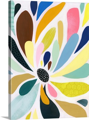 Abstract Petals II