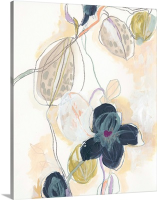 Abstracted Orchid I