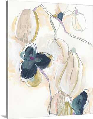 Abstracted Orchid II