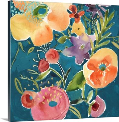Abundant Florals I
