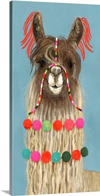 Adorned Llama IV