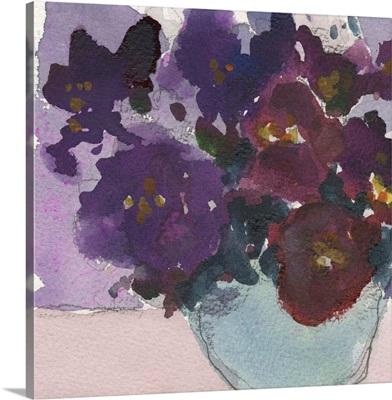 African Violet I