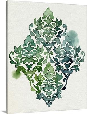 Algae And Azule Motif II