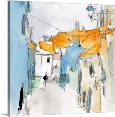 Along The Spanish Sidewalk I
