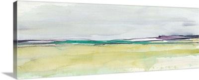 Amethyst and Emerald Horizon I