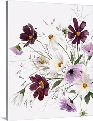 Amethyst Bouquet I