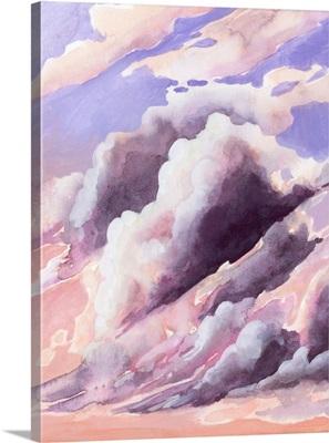 Amethyst Cumulus I