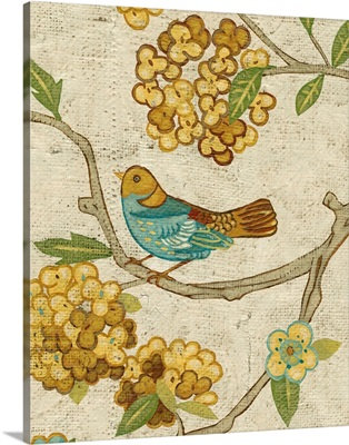 Antique Aviary II