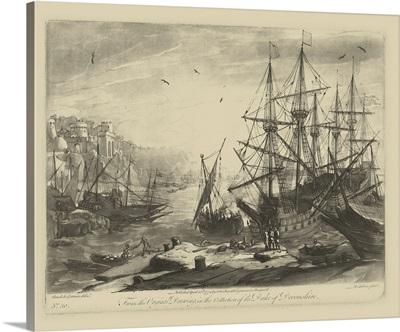 Antique Harbor III