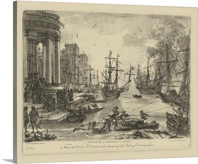 Antique Harbor V