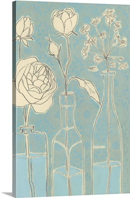 Apothecary Flowers I
