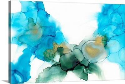Aqua Bloom I
