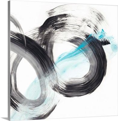 Aqua Spiral I