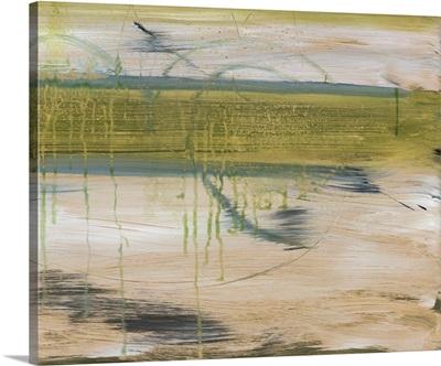 Aquatic Reflections I