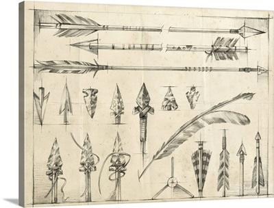 Arrow Schematic I