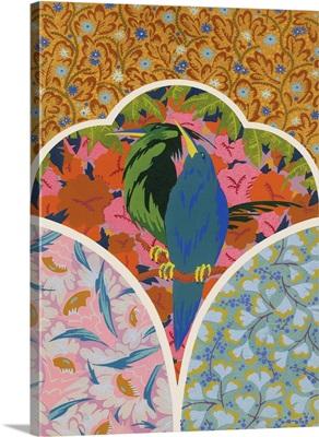 Art Deco Florals IV