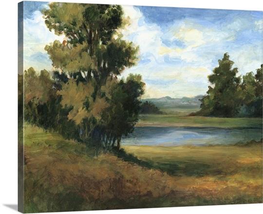 Auburn Meadow Wall Art, Canvas Prints, Framed Prints, Wall Peels ...