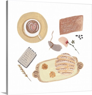 Autumn Baking Diary IV