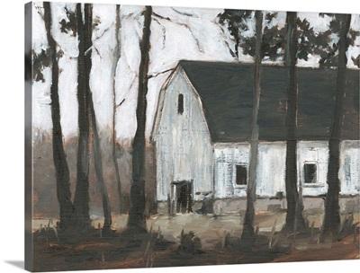 Autumn Barns II