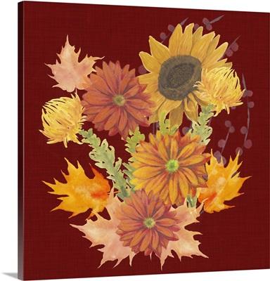 Autumn Floral II