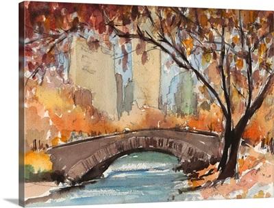 Autumn In New York - Study I