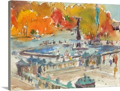 Autumn In New York - Study IV