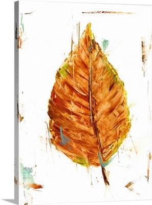 Autumn Leaf Study III