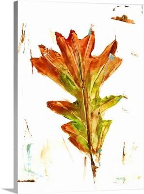 Autumn Leaf Study IV