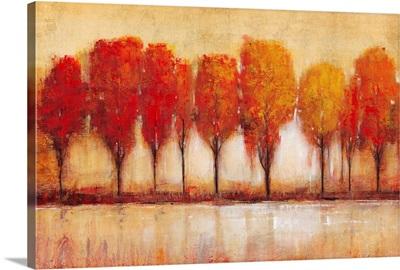 Autumn Water's Edge