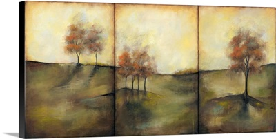 Autumnal Meadow I