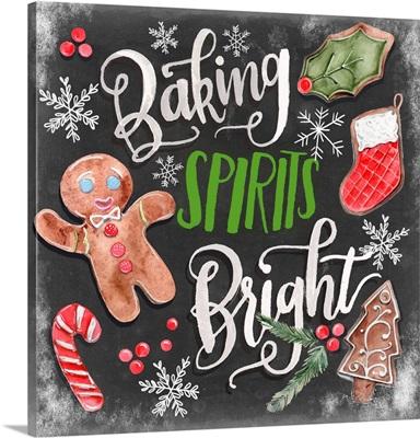 Baking Spirits Bright I
