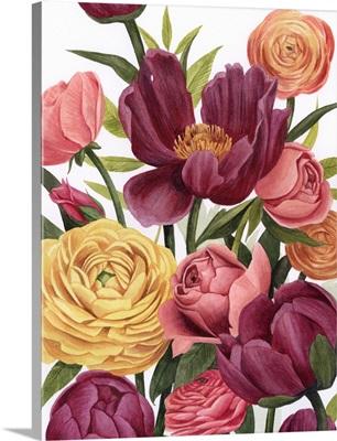 Balmy Blooms I