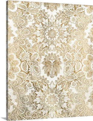 Baroque Tapestry in Gold I