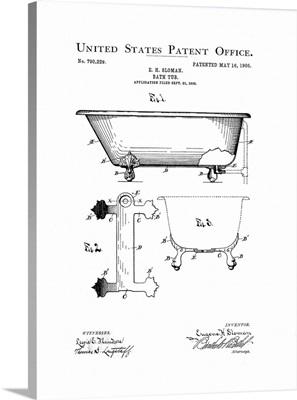Bath Time Patents I