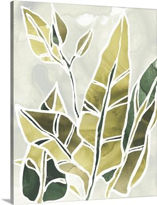 Batik Leaves III