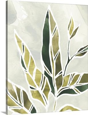 Batik Leaves IV