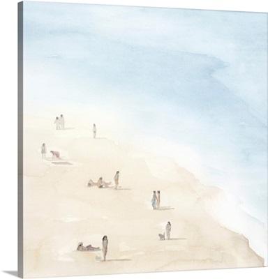 Beach Goers II