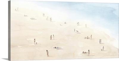 Beach Goers III