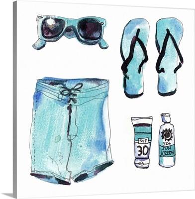 Beach Vibes IV