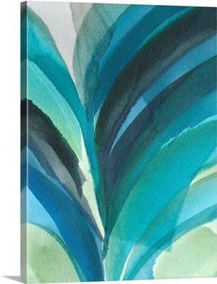 Big Blue Leaf II