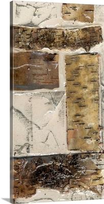 Birch Bark Abstract II