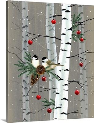 Birch Birds II