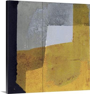 Black & Yellow III