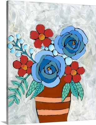 Bleu Blume II