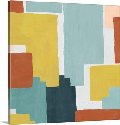 Block Abstract III