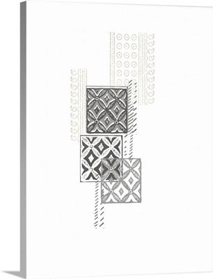 Block Print Composition II
