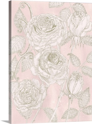 Blooming Roses I