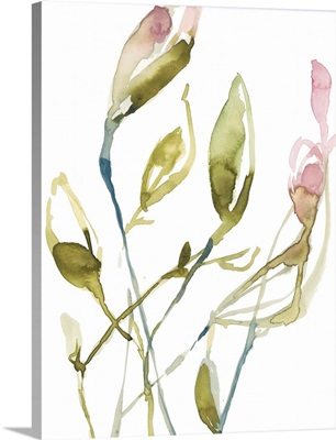 Blooming Stems I