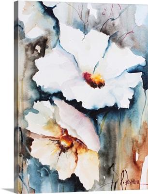 Blooms Aqua II