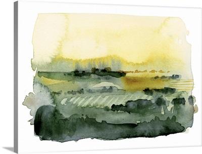 Blotted Landscape II